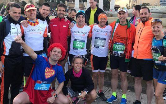 entrenaments personalitzats per la marató de barcelona